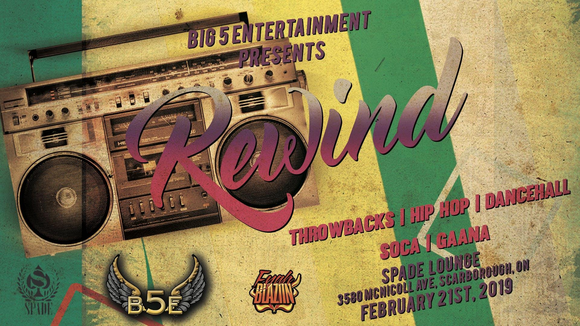B5E Presents: Rewind