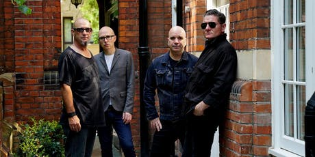Nitzer Ebb with Surachai tickets