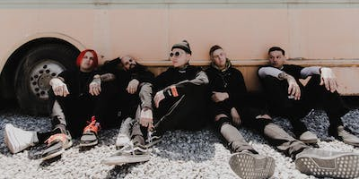Sylar - The Seasons Tour @ Slim's   w/ Cane Hill, Varials, Bloodline