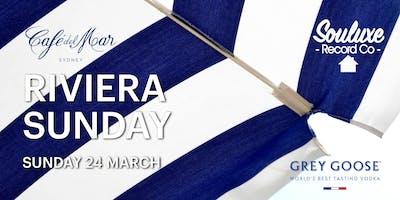 Grey Goose RIVIERA SUNDAY
