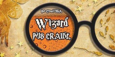 2nd Annual Wizard Pub Crawl: Greenville