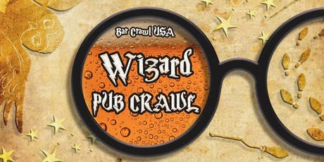 2nd Annual Wizard Pub Crawl: Greenville tickets