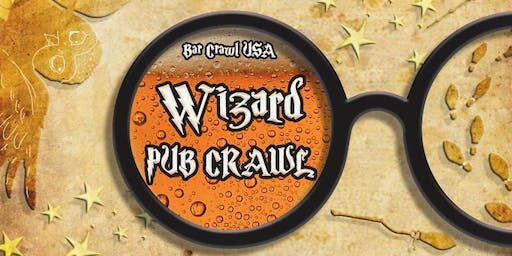 2nd Annual Wizard Pub Crawl: Greenville