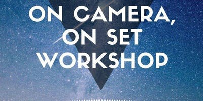 Join Critically Acclaimed Director David Rountree's On Camera On Set Acting Workshop (4-weeks)