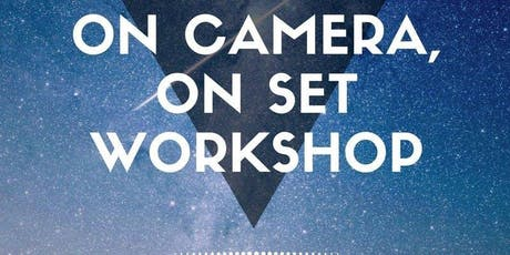 Join Critically Acclaimed Director David Rountree's On Camera On Set Acting Workshop (4-weeks) tickets