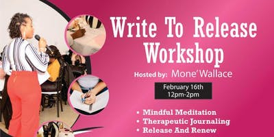 Write To Release Workshop