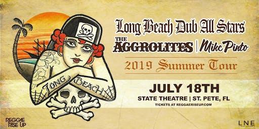 Long Beach Dub Allstars - 2019 Summer Tour