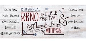 2019 Reno Ukulele Festival & Acoustic Faire