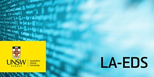 LA-EDS Research Group Meeting - Monday 4 February