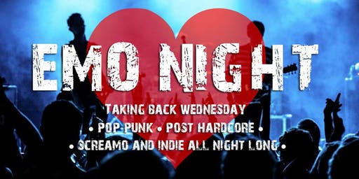 Emo Night: Taking Back Wednesday at Wave