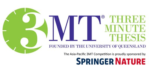 Asia-Pacific 3MT Final 2019