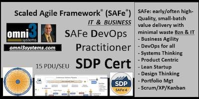 DevOps_(SDP Cert)-SAFe-DevOps-Practitioner-BLM/Normal-15-PDUs