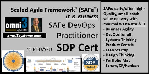 DevOps_(SDP Cert)-SAFe-DevOps-Practitioner-BLM/Normal-15-PDUs
