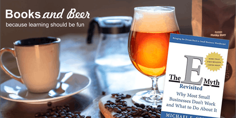 Books and Beer (or Coffee) - Because Learning Should Be Fun tickets
