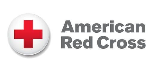 Red Cross Volunteer Information Event