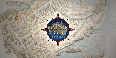Fantastic Race Sydney - 7th September tickets