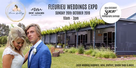Fleurieu Weddings Expo At Doc Adams Winery tickets