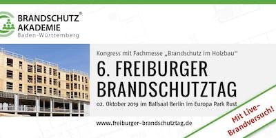 6. Freiburger Brandschutztag
