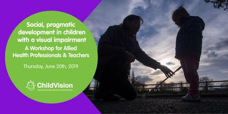 Social Pragmatic Development in Children with a Visual Impairment tickets