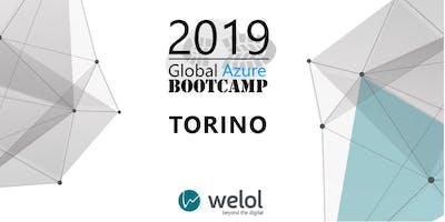 Global Azure Bootcamp Torino 2019