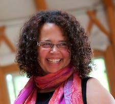 Mercedes Baines (RCC, CCC, CAC) Psychotherapist, Theatre Artist, Writer & Facilitator &  logo