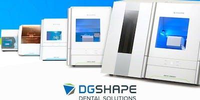 INDUSTRIA 4.0 CON DGSHAPE - A ROLAND COMPANY- : Come gestire l'arrivo del flusso intraorale da studio in laboratorio,dall'arrivo del file al disegno della protesi - 31 ottobre