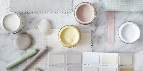 Little Greene Colour Workshops at Chapel Interiors, Wilmslow tickets