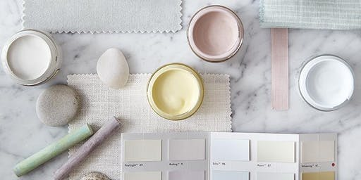 Little Greene Colour Workshops at Chapel Interiors, Wilmslow