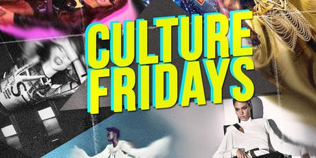 Culture Fridays @ Culture Lounge tickets