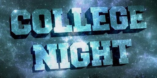 The Best College Night in N. OC!