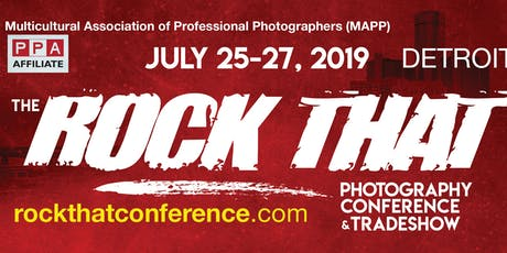 ROCK THAT Photography Conference & Tradeshow 2019 tickets