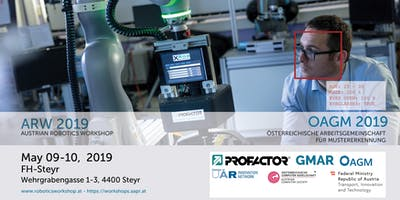 AUSTRIAN ROBOTICS WORKSHOP AND OAGM WORKSHOP 2019