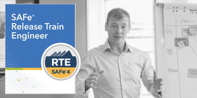Release Train Engineer  - SAFe® 4.6