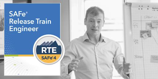 Release Train Engineer  - SAFe® 4.6
