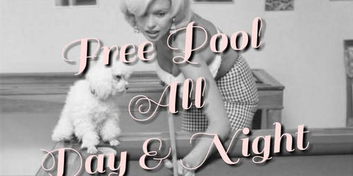 Pool Tables, Electronic Darts + FREE Shuffleboard & Games!