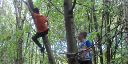 Young People and Challenging Behaviour in the Outdoors - 2 days with Jon Cree