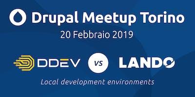 Drupal Meetup Torino