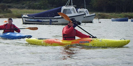 British Canoeing - Discover Kayak or Canoe-2021 tickets