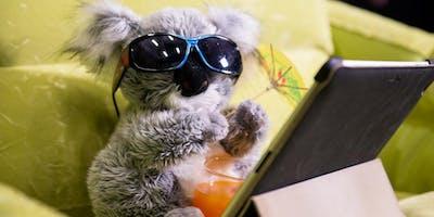Learn & Lunch : Pilotez Koalaboox avec le sourire !