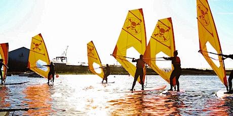 Holiday Windsurf Camp 2021 - Part Subsidised tickets