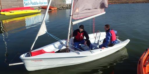 Intermediate Sailing Weekend 2019