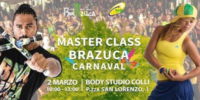MASTER CLASS BRAZUCA CARNAVAL