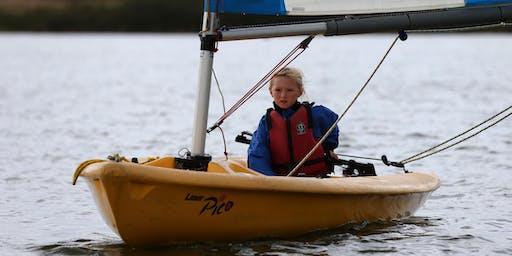 Holiday Beginner Sailing Camp 2019