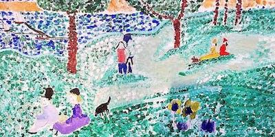 Manu's Art in Alperton -Adults and Children's Art Classes