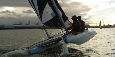 Holiday Intermediate Sailing Camp 2019