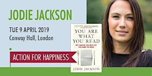 You Are What You Read - with Jodie Jackson
