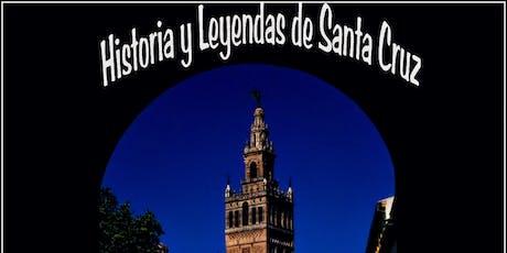 Historia y Leyendas de Santa Cruz entradas