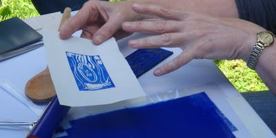 Printmaking Workshop – Lino and Monoprinting