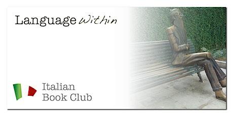 Italian Book Club tickets