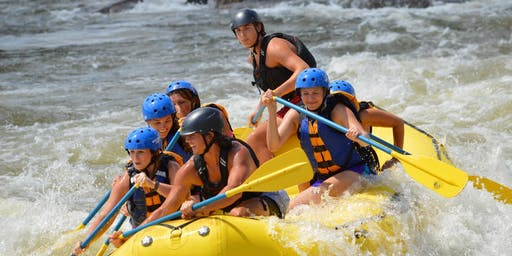 Whitewater Rafting & Mountain Camping